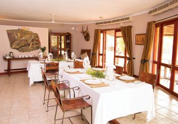 Motlala Dining Area